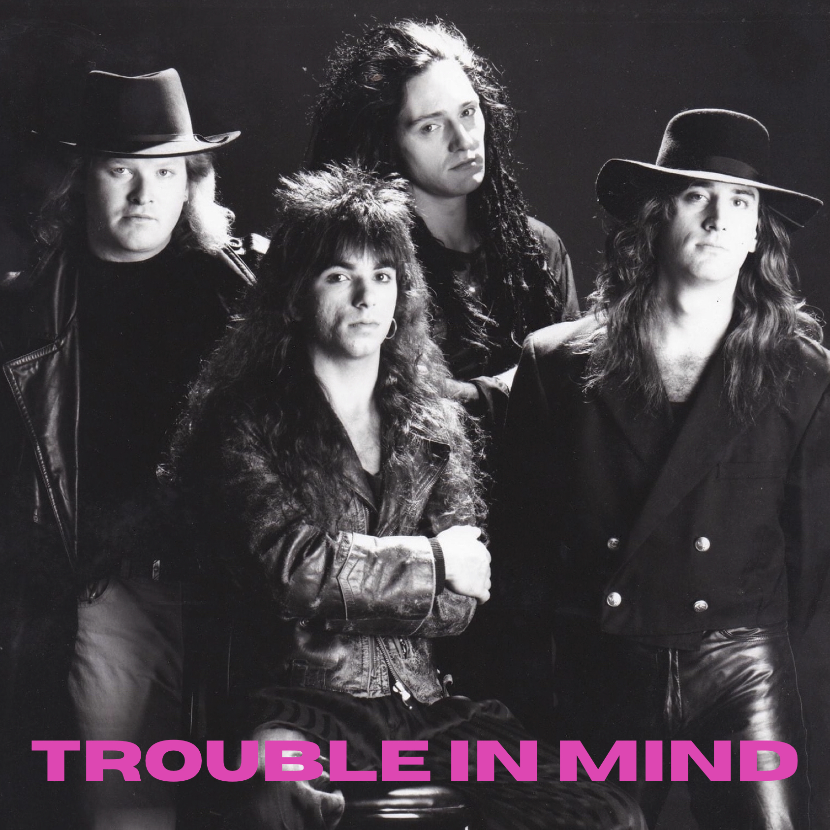 Trouble In Mind - cover final